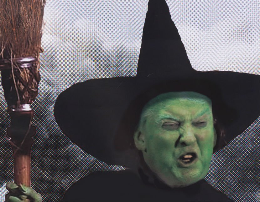 The Most Incredible Witch Hunt in the World! - Progressive.org