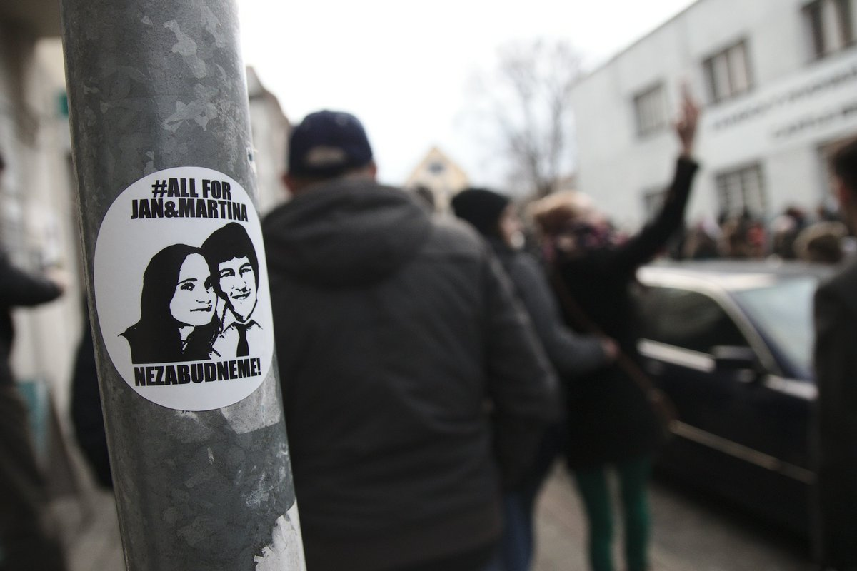 Uproar Over a Journalist s Murder Brings Down Slovakia s Prime Minister -  Progressive.org a07ca1ab76a