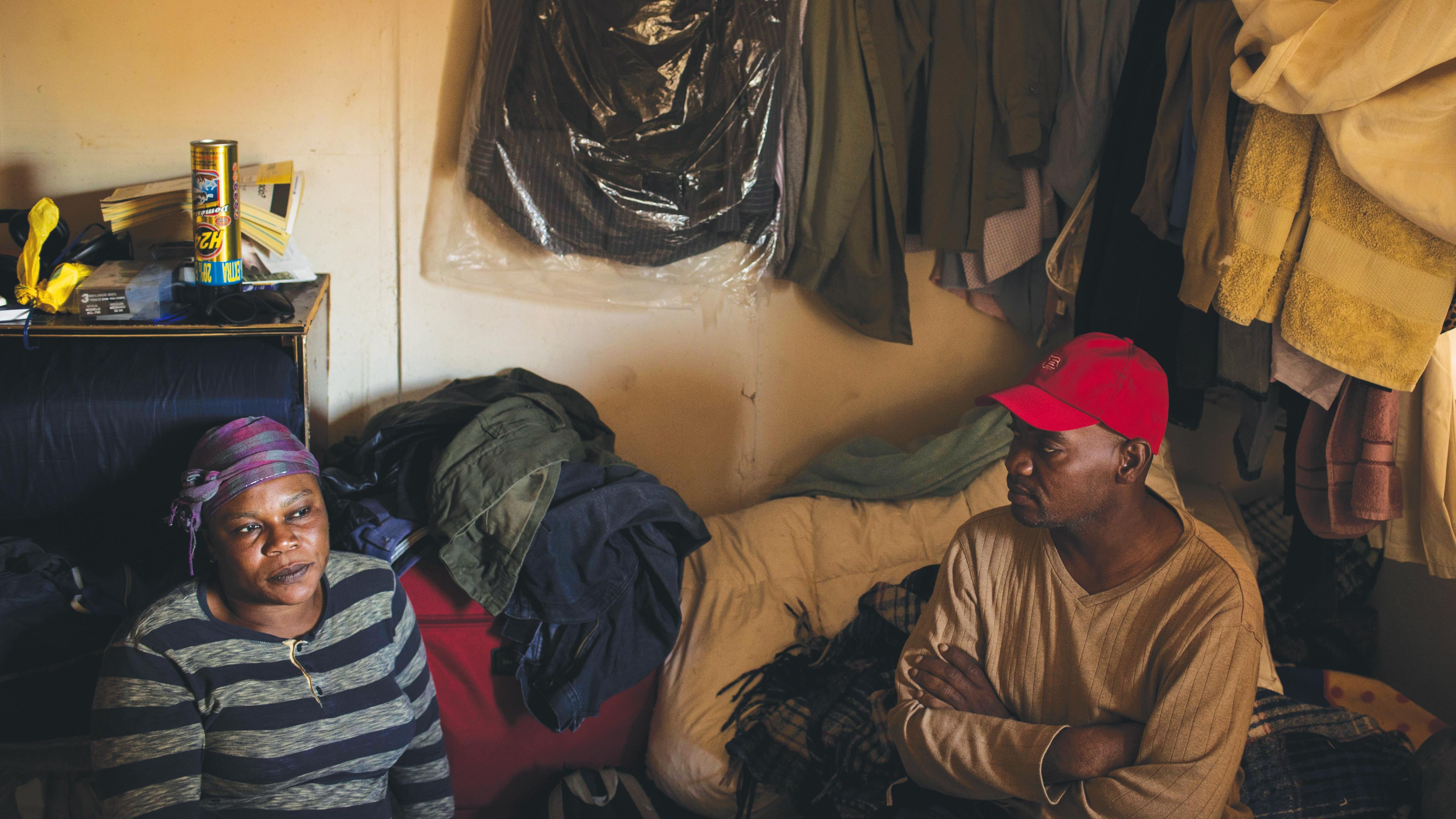 Stranded in Tijuana: A Forgotten Community of Haitians with
