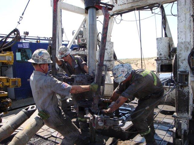 Drilling Roughnecks