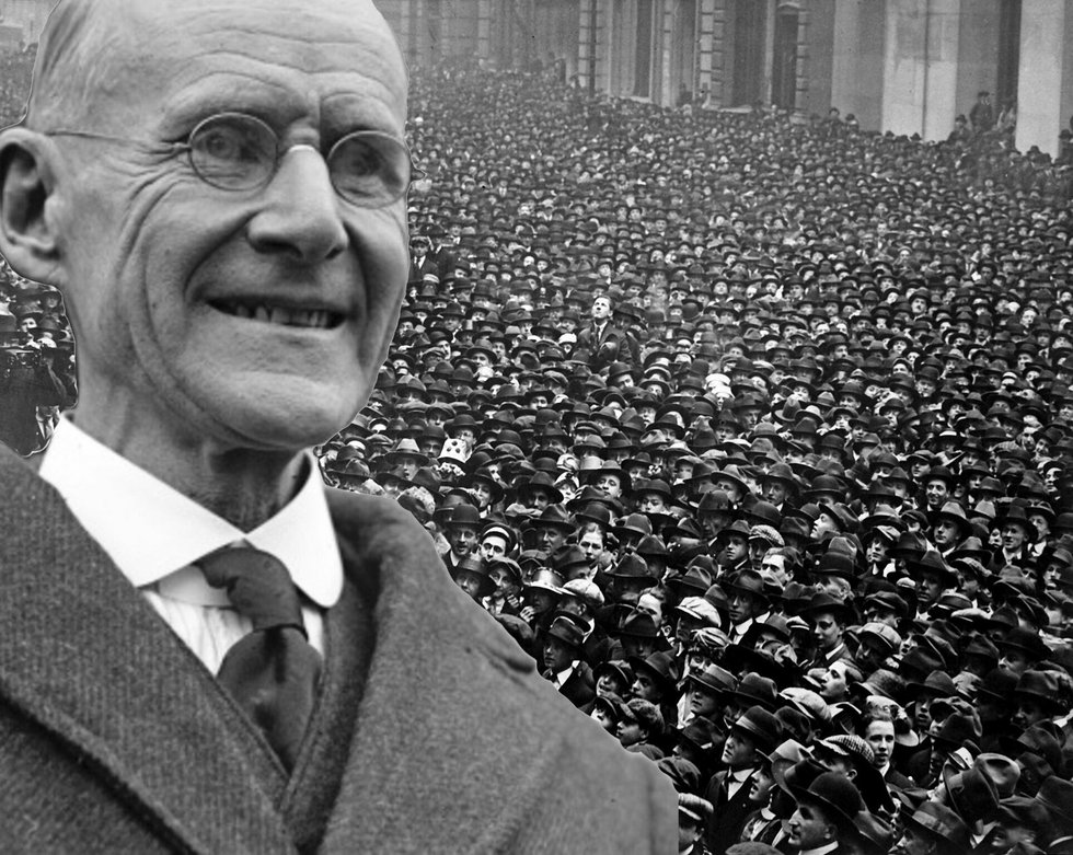 When One Million Americans Voted Socialist - Progressive.org Eugene Debs