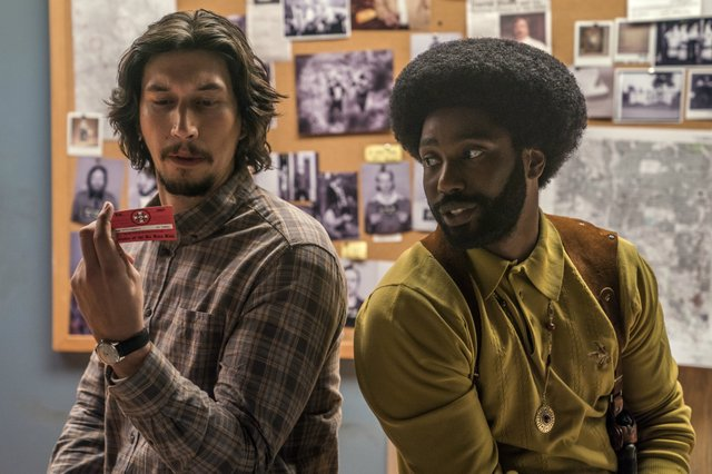 Image result for blackkklansman dvd