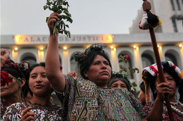 Ixil women protest.png