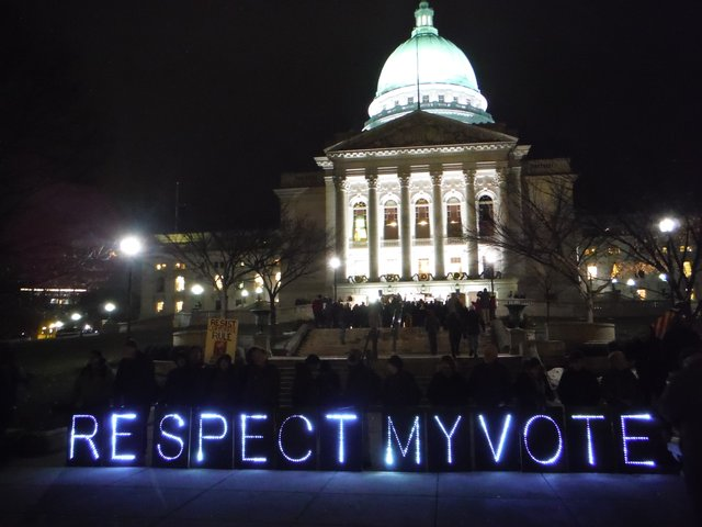 Wisconsin Republicans Make Unprecedented Power Grab  The