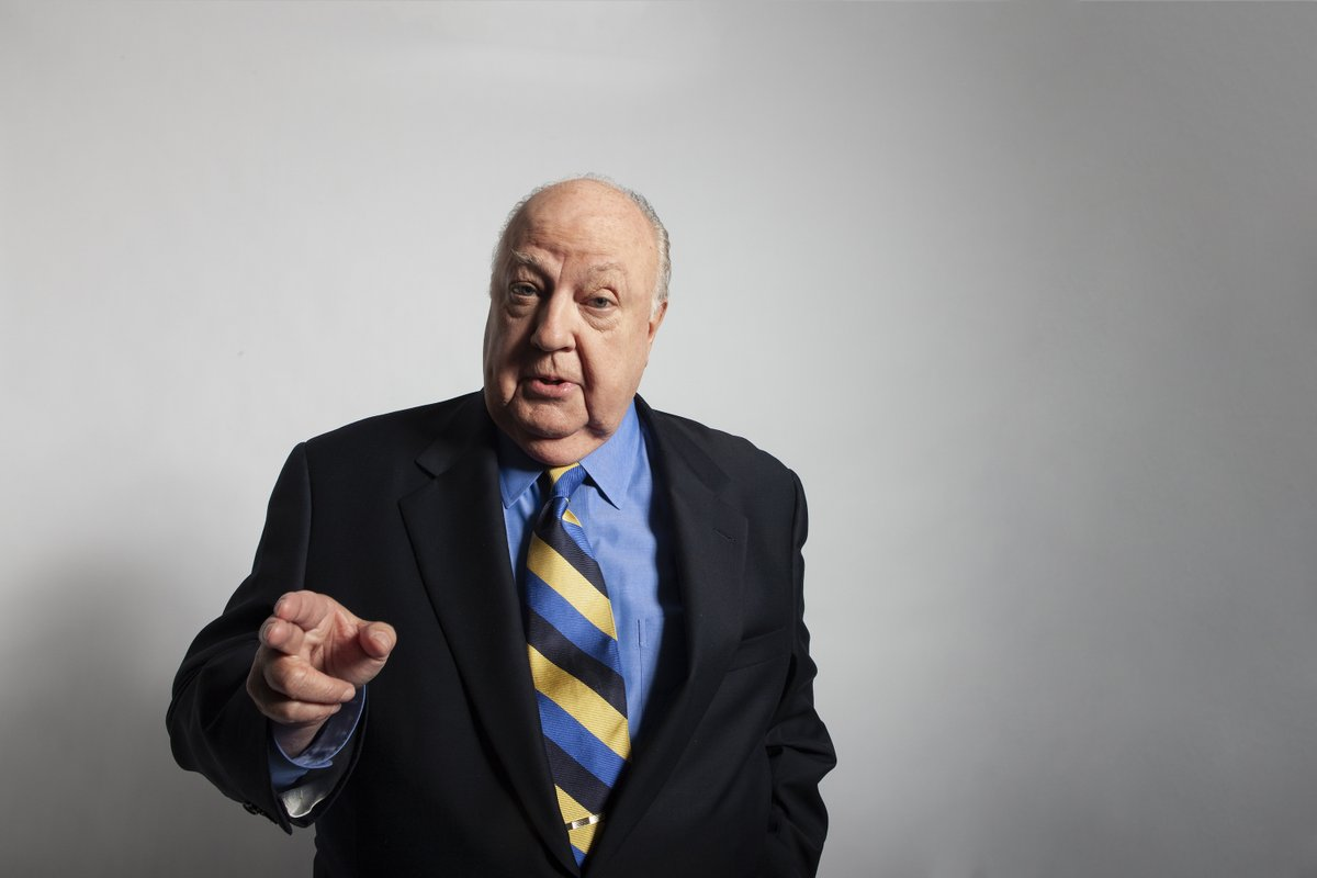 Triumph of the Swill: New Doc Puts Roger Ailes in the No