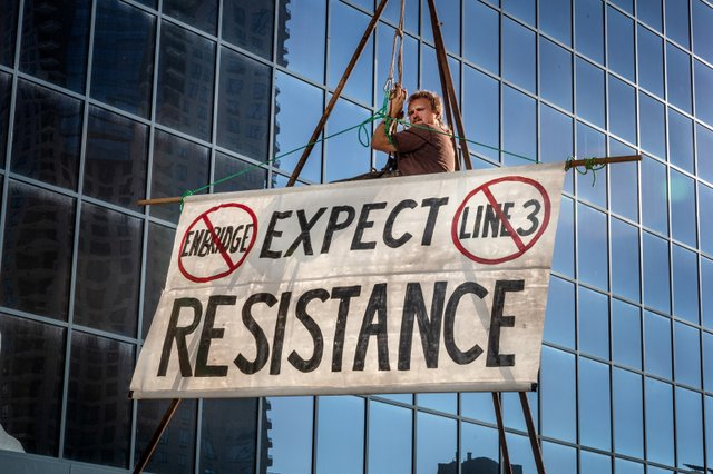The Future of Line 3 - Progressive org