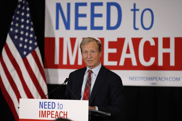 Election 2020 Tom Steyer
