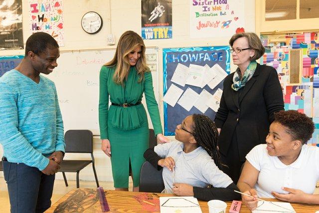 Melania_Trump_visits_Excel_Academy_Public_Charter_School,_April_2017.jpg