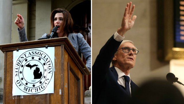 Governors Whitmer and Evers