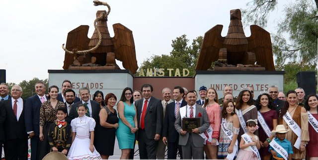 U.S. Mexico Amistad