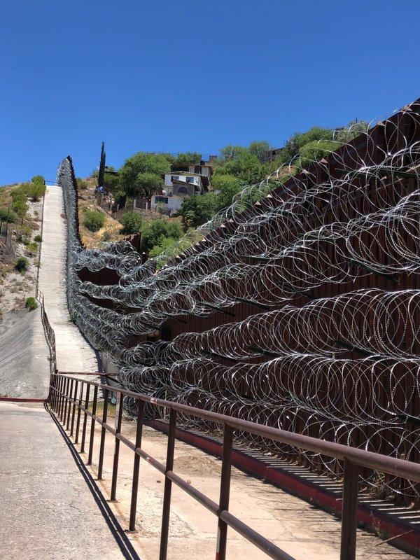 Mexico-U.S. border