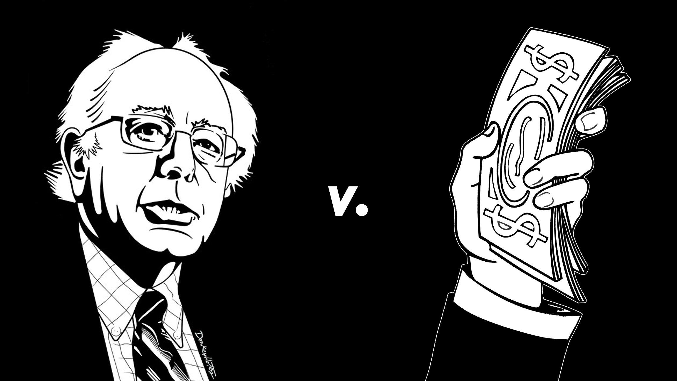 The Billionaires v  Bernie - Progressive org