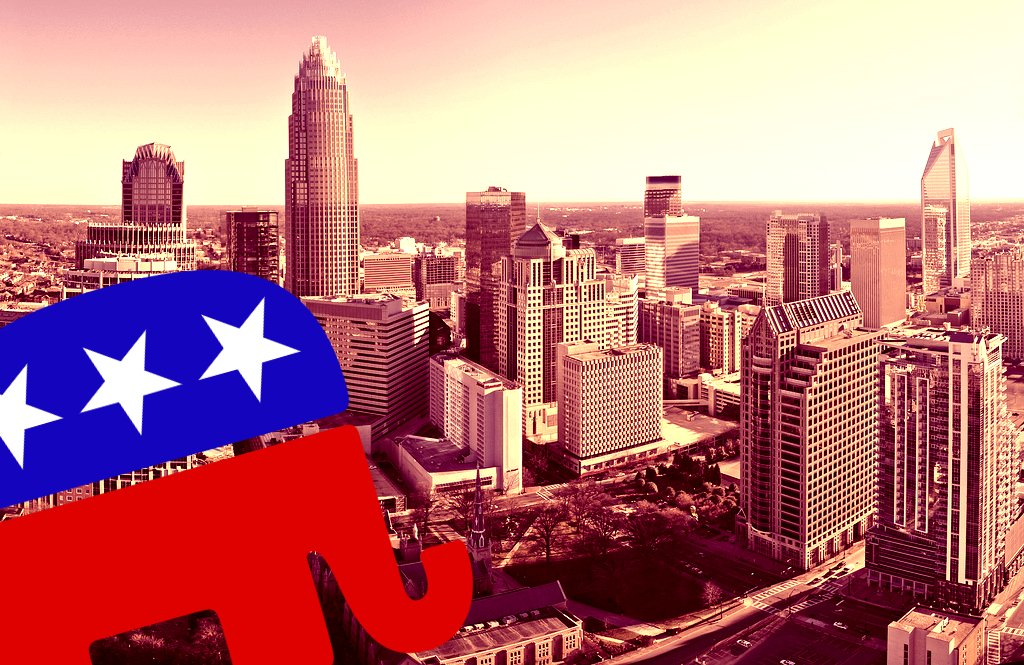 Right at Home: Why the GOP Chose Charlotte
