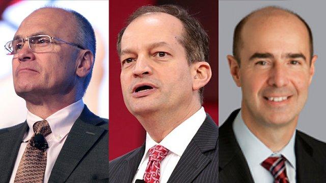 Puzder, Acosta, Scalia