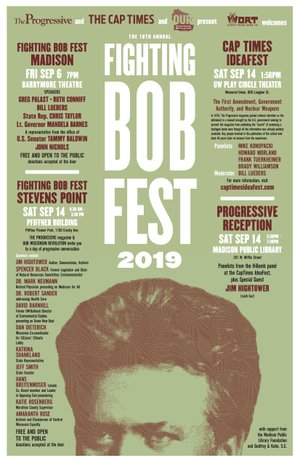Fighting BobFest 2019