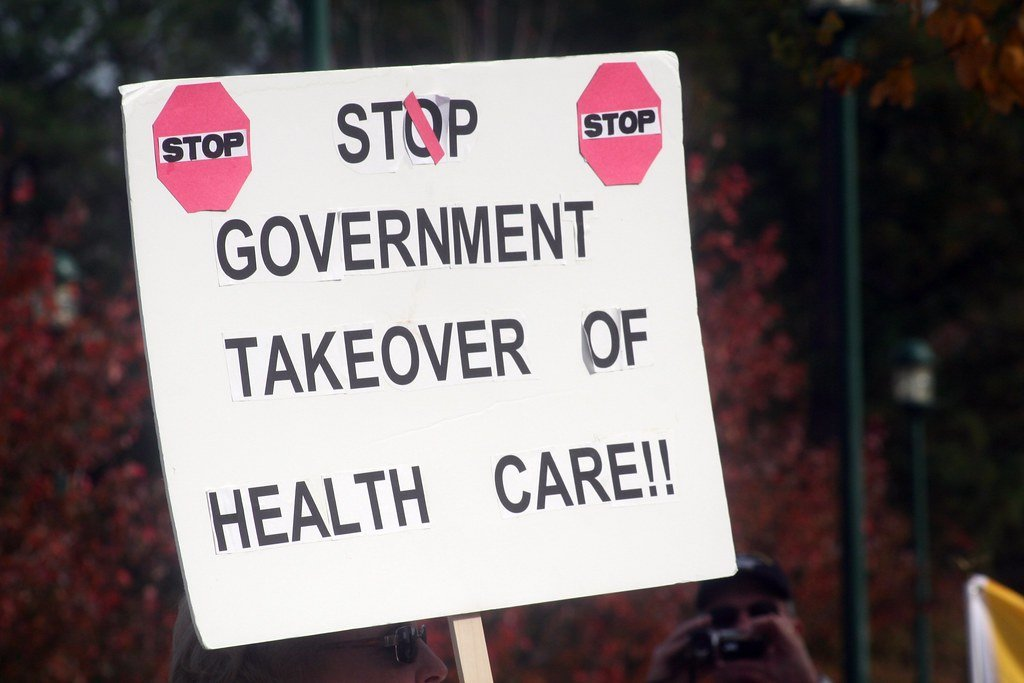 The Insurance Industry's War of Words Against Medicare-for-All