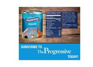 Progressive Magazine Ingredients
