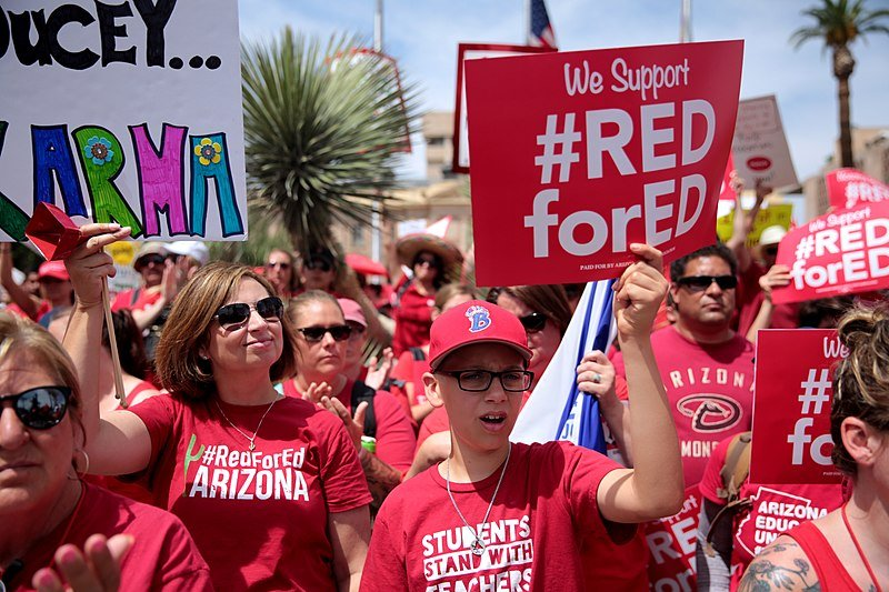 Indiana Teachers to Rally for Better Pay, Better Schools
