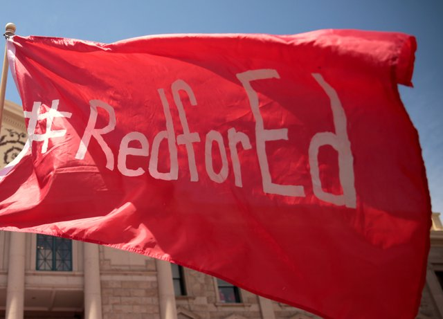Red 4 Ed flag