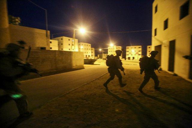 U.S. - Israel military cooperation