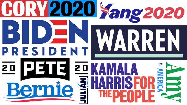 2020 logos
