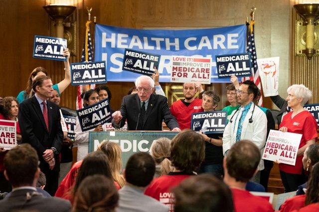 Sanders Medicare 4 All