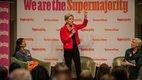 superMajority Bus Tour event- Las Vegas, NV