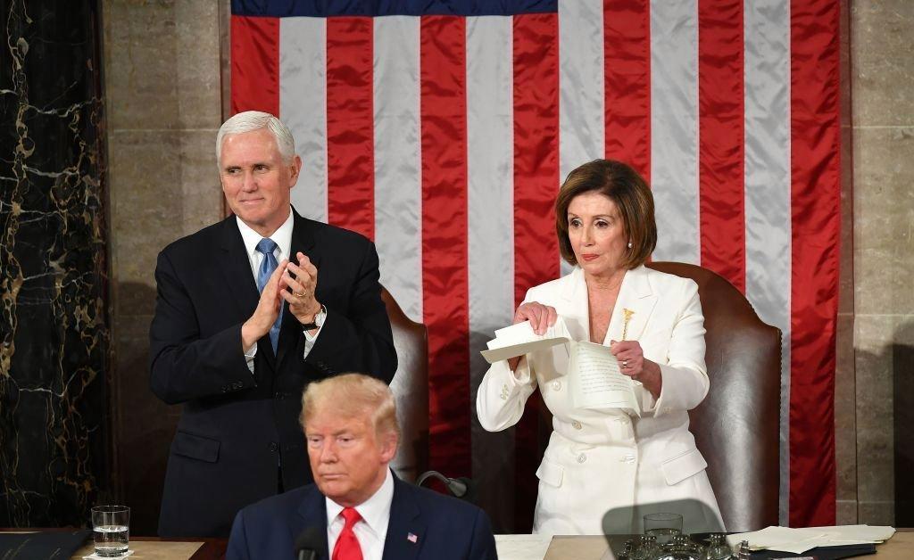 Trumps Scary Nihilistic State of the Union Progressiveorg
