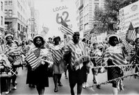 ILGWU Labor Day Parade