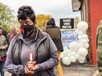 Waukegan protest 1