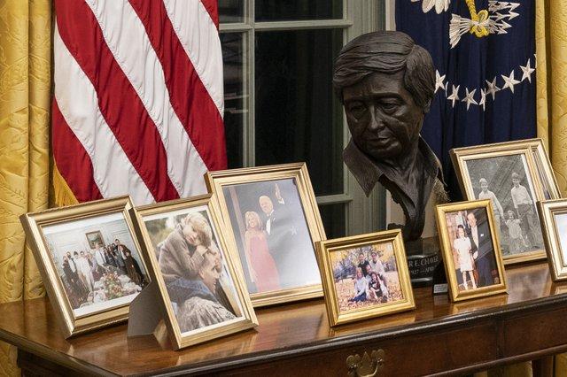 Biden Oval Office