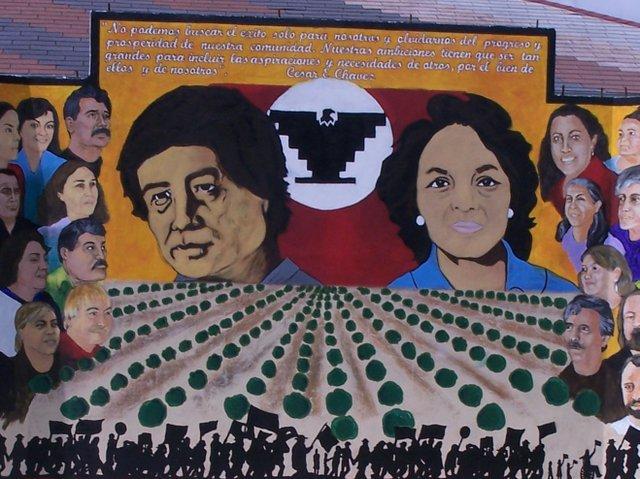 Chavez memorial