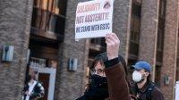 NYU grad student strike