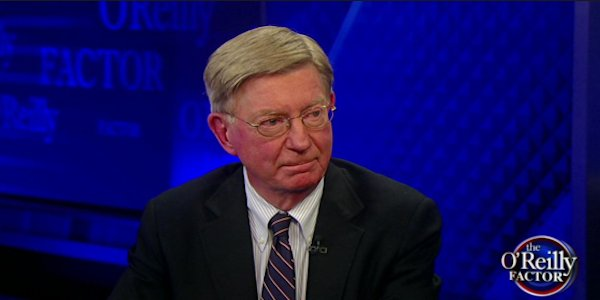 George Will on FOX O'Reilly.png