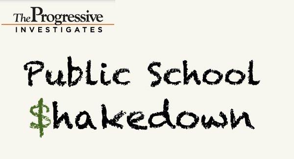 October Charter School Investigations—Tales of Fraud