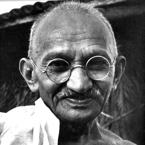 Image result for Gandhi's pic