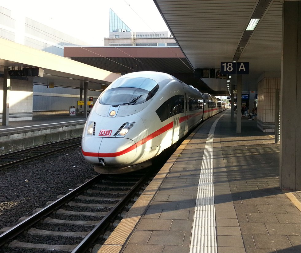 High-speed rail in the United States