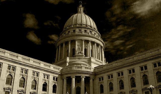 Wisconsin Capitol Dome Removed Walker >> John Doe Shows Wisconsin S Shocking Dark Money Politics