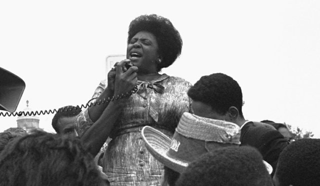 Image result for FANNIE LOU HAMER