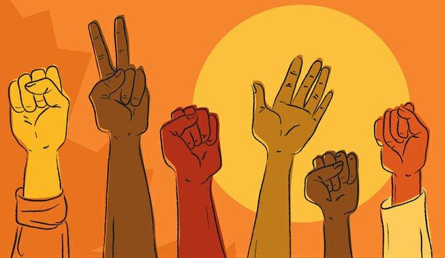 raised fists © aleutie Fotolia_57624838_Subscription_Monthly_M.jpg