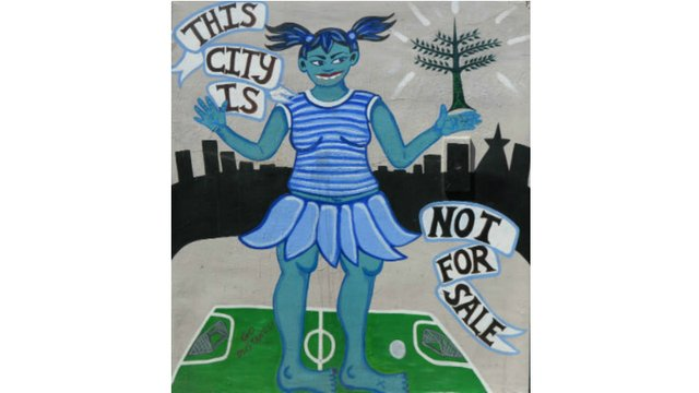 This City is Not for Sale