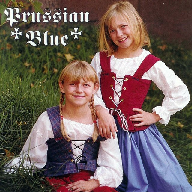 album cover Prussian Blue