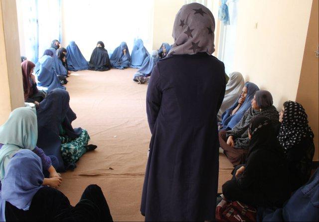 Afghan Mothers (Credit - Afghan Peace Volunteers).JPG