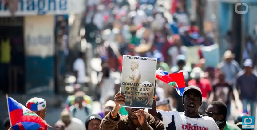 racism in haiti Us diplomats will have to engender feelings of bigotry, racism, and prejudice to cover up for hillary clinton and justify the violence that is set to take place in haiti.